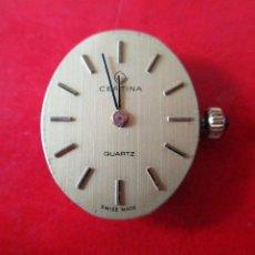 Relojes: MAQUINA DE CUARTZO MARCA CERTINA. Lote 295813958