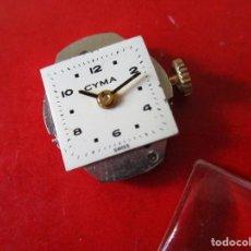 Relojes: MAQUINA DE CUARTZO MARCA CYMA. Lote 295814463