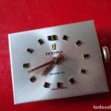 Relojes: MAQUINA DE RELOJ MARCA FESTINA. Lote 295835213