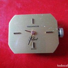 Relojes: MAQUINA DE RELOJ MARCA TECNOS. Lote 295836268