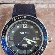 Relojes: BREIL DIVER. Lote 296015708