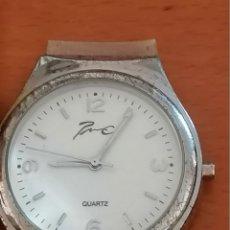 Relojes: RELOJ CUARZO * PUBLICIDAD PMC ** SIN CORREA. Lote 296725533