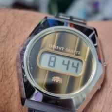 Relojes: RELOJ COLECCIÓN VINTAGE ORIENT QUARTZ JAPAN TODO ORIGINAL COMO NUEVO. Lote 296741388