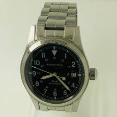 Relojes: RELOJ HAMILTON KHAKI FIELD AUTOMATIC. Lote 297085213