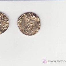Reproducciones billetes y monedas: MONEDA ANTIGUA REPLICA. Lote 12106600