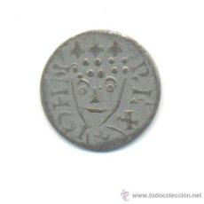 Reproducciones billetes y monedas: MONEDA INGLATERRA ?? A CLASIFICAR PARECE COPIA ANTIGUA DIÁMETRO: 18 MM.. Lote 28278563