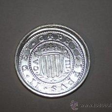 Reproducciones billetes y monedas: FELIPE III 8 REALES 1611 ZARAGOZA REP. EN PLATA. Lote 30104519