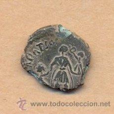Reproducciones billetes y monedas: MONEDA 816 REPRODUCCIÓN DE MONEDA ROMANA 20 X 17 MM 4 GRMS. Lote 38296013