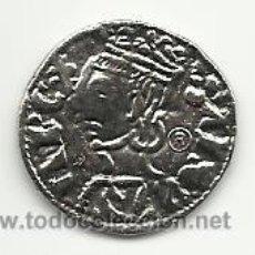 Reproducciones billetes y monedas: MONEDA MEDIEVAL CRISTIANA CORNADO DE SANCHO IV REPRODUCCION. Lote 45103162