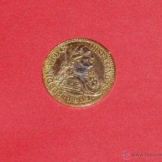 Reproducciones billetes y monedas: RÉPLICA DE UNA MONEDA DE 8 ESCUDOS DE FERNANDO VII 1811.. Lote 48917976