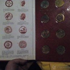 Reproducciones billetes y monedas: COLECCIÓN MONEDAS HISTORICAS GRECIA-ROMA-ISLAM -BABILONIA-CHINA-PRECOLOMBINA,ETC...... Lote 49988199