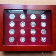 Reproducciones billetes y monedas: HISTORIA DEL DOLAR DE PLATA AMERICANO. Lote 52792756