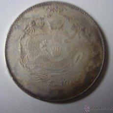 Reproducciones billetes y monedas: REPRODUCCIÓN MONEDA CHINA. Lote 98082546