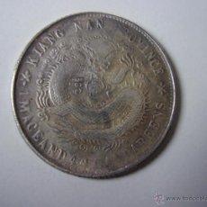 Reproducciones billetes y monedas: REPRODUCCIÓN MONEDA CHINA, TALLA PEQUEÑA. Lote 98082782