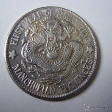 Reproducciones billetes y monedas: REPRODUCCIÓN MONEDA CHINA, TALLA PEQUEÑA. Lote 98083048