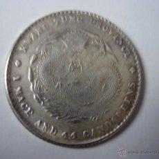 Reproducciones billetes y monedas: REPRODUCCIÓN MONEDA CHINA, TALLA PEQUEÑA. Lote 98083219