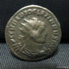 Reproducciones billetes y monedas - Reproduccion moneda romana - 56335944