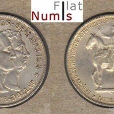 Reproducciones billetes y monedas: ESTADOS UNIDOS - 1 DOLAR - 1900 - LAFAYETTE - REPRODUCCION. Lote 26921735