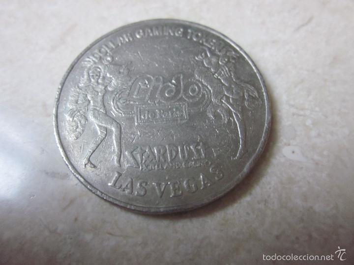 Reproducciones billetes y monedas: MONEDA 1 DOLLAR STARDUST CASINO LAS VEGAS - Foto 2 - 57243681