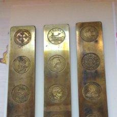 Reproducciones billetes y monedas: TROQUELES O CUÑOS. Lote 57334490
