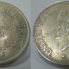 Reproducciones billetes y monedas: REPLICA - MONEDA 1 DOLLAR ESTADOS UNIDOS INDIO. Lote 58071287
