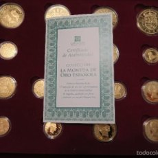 Reproducciones billetes y monedas: MONEDA DE ORO ESPAÑOLA. Lote 61109267