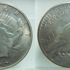 Reproducciones billetes y monedas: ESTADOS UNIDOS 1 DOLAR 1923. Lote 62445660