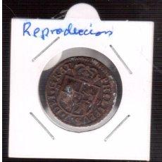 Reproducciones billetes y monedas: REPRODUCCION. Lote 182168741