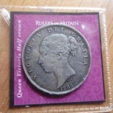 Reproducciones billetes y monedas: RULERS OF BRITAIN,QUEEN VICTORIA,NUEVAS. GOBERNANTES BRITANICOS COLECCIÓN.. Lote 66923590