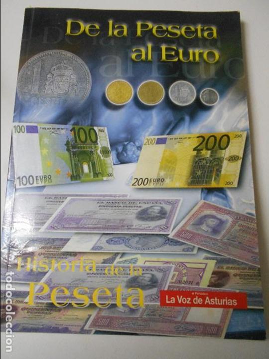 De La Peseta Al Euro Historia De La Peseta Co Comprar