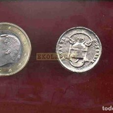Reproducciones billetes y monedas: L16 MONEDA MEDALLA FICHA EKL FV ~ BALNEARIO DE MONDARIZ ~ ~ REPRODUCCIÓN REPLICA GALICIA. Lote 69733921