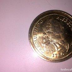 Reproducciones billetes y monedas: CARLOS III AÑO 1760. Lote 72895703