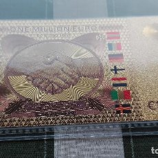 Reproducciones billetes y monedas: BILLETES FANTASIA EUROS. Lote 94618547
