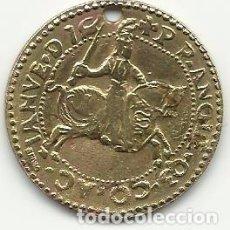 Reproducciones billetes y monedas: LVDOVICO MARIA SFORZA.. Lote 82290280