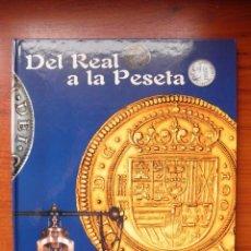 Reproducciones billetes y monedas: DEL REAL A LA PESETA FNMT COMPLETA 40 MONEDAS. Lote 86947204
