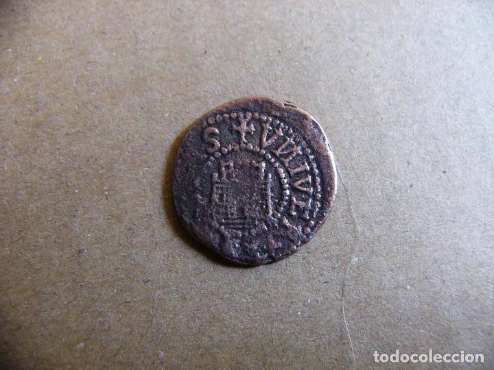 Reproducciones billetes y monedas: Moneda antigua - Reproduccion - Foto 2 - 91383930