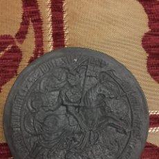 Reproductions billets et monnaies: 6 SELLOS DE PLOMO (REPRODUCCIÓN). Lote 93197790