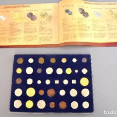 Reproducciones billetes y monedas: COLECCIÓN DE MONEDAS HISTÓRICAS DE GRANADA. Lote 93577840