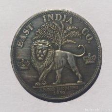 Reproducciones billetes y monedas: UNA CORONA DE INDIA DEL ESTE 1830 JORGE IV. Lote 97619079