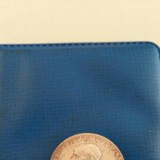 Reproducciones billetes y monedas: MONEDA PLATA. Lote 103930260