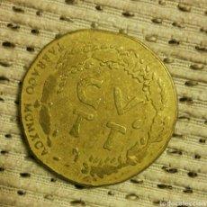 Reproducciones billetes y monedas: REPRODUCCIÓN MEDALLA ROMANA. Lote 104107138