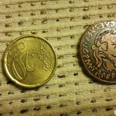 Reproducciones billetes y monedas: REPRODUCCIÓN MONEDA ROMANA. Lote 104107640