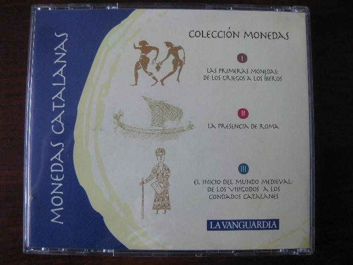 Reproducciones billetes y monedas: Colección de 20 monedas catalanas, bañadas en plata - Foto 5 - 107668459