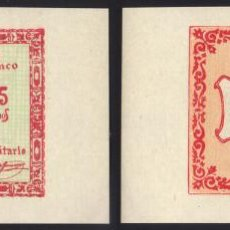 Reproducciones billetes y monedas: BILLETE LOCAL - TOTANA - 25 CENTS - 1937 - GUERRA CIVIL - SIN CIRCULAR. Lote 110220263