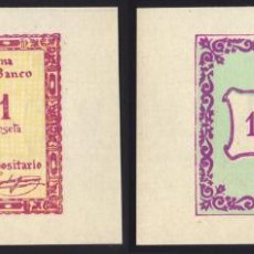 Reproducciones billetes y monedas: BILLETE LOCAL - TOTANA - 1 PESETA - 1937 - GUERRA CIVIL - SIN CIRCULAR. Lote 110221471