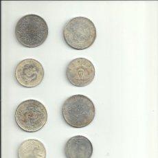 Reproducciones billetes y monedas: 4 RÉPLICAS / REPRODUCCIONES DIFERENTES DE CHINA. Lote 111876027
