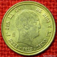 Reproducciones billetes y monedas: ESPAÑA - FERNANDO VII POR LA GRACIA DE DIOS Y LA CONSTITUCIÓN - 1823 - 320 REALES - FNMT - BAÑO ORO. Lote 112256911