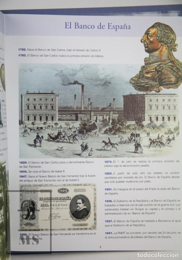 Reproducciones billetes y monedas: Colección 40 Facsímiles de Billetes Españoles - El Papel de la Peseta II - FNMT / El País, 2002 - Foto 4 - 112883035
