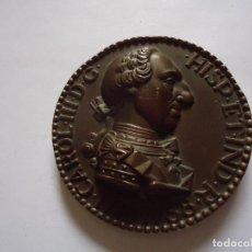 Reproducciones billetes y monedas: MEDALLA MONEDA CONMEMORATIVA THE AMERICAN BANKERS DIÁMETRO 6 CMS.. Lote 114516323