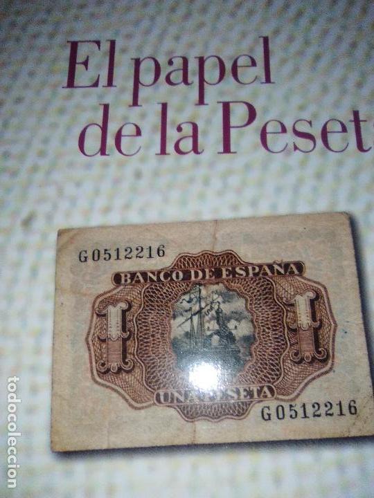 Reproducciones billetes y monedas: EL PAPEL DE LA PESETA UNA SELECCION EXCLUSIVA DE 40 BILLETES HISTORICOS COMPLETA EL PAIS FNMT - Foto 3 - 114529207